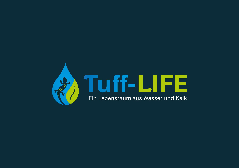 Logodesign: Tuff-LIFE // Landesbetrieb Wald und Holz NRW